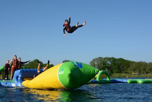 Aqua Park Booking