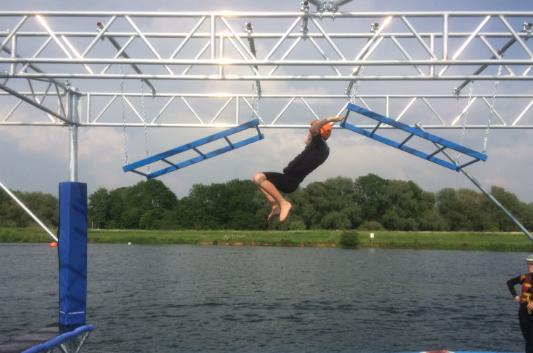 NEW Lake Ninja