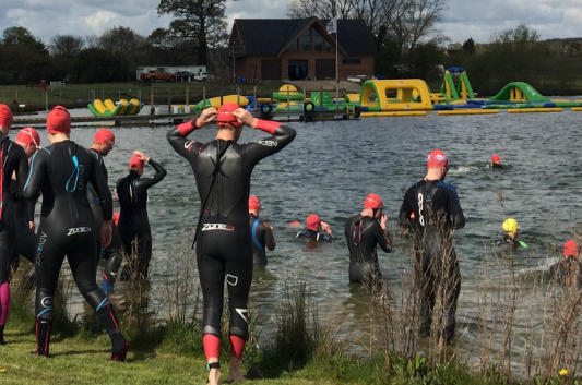 Open Water Swimming 2