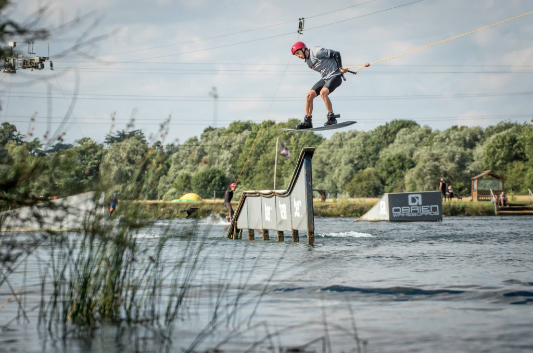 Wakeboard Tow Park